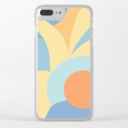 Colors! #3 Clear iPhone Case