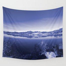 Surreal Landscape - Pahranagat NWR, Nevada Wall Tapestry