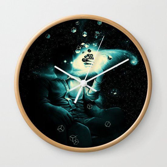 The Solution Wall Clock