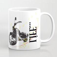 Motorcycle lifestyle  Mug
