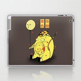 My Yellow Monster Laptop & iPad Skin