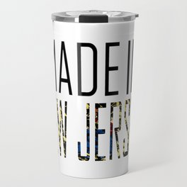 Made In New Jersey Travel Mug