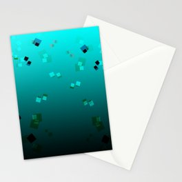 20180707 Graphic gradient pleasure No. 1 Stationery Cards