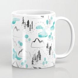 Outdoor map Coffee Mug