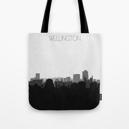 City Skylines: Wellington Tote Bag