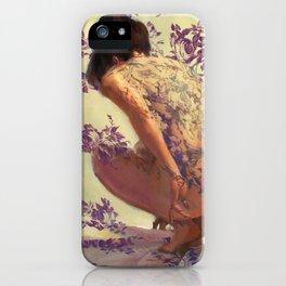 Tuscany Superb iPhone Case