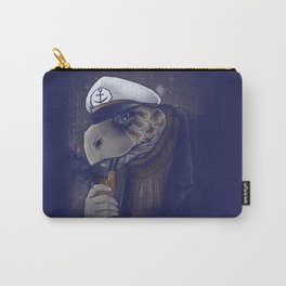 Turtlenecked Sea Captain Carry-All Pouch
