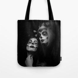 Sisters of Shadow Tote Bag