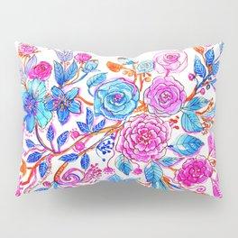 Limited Palette Pillow Sham