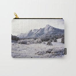 Winter Flatirons 35mm Carry-All Pouch