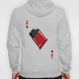 Delicious Deck: The Ace of Diamonds Hoody