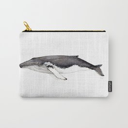 North Atlantic Humpback whale Carry-All Pouch