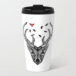 Wired Metal Travel Mug