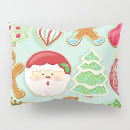 Baking Christmas Bright Pillow Sham