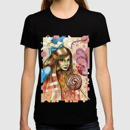 Lollipop girl T-shirt