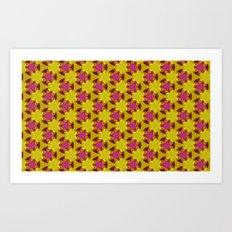 Happy Colors Art Print