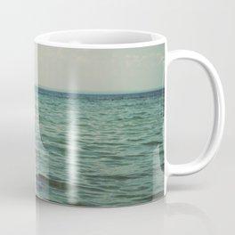 Mint Lake Escape  Coffee Mug