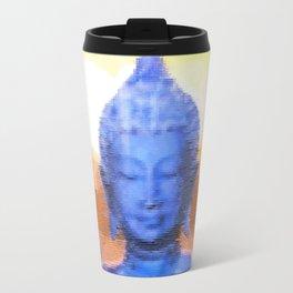 Mistic Buddha  Travel Mug