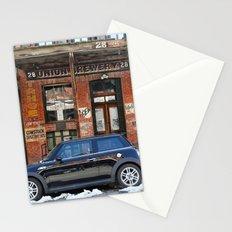 Virginia City Nevada Stationery Cards