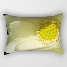 Extraordinary Lotus Rectangular Pillow