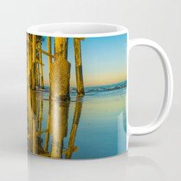 Mirror Under the Pier Coffee Mug