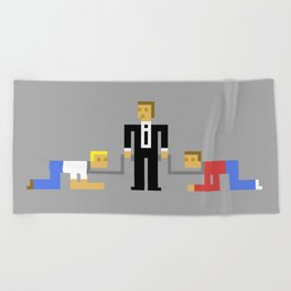 Hierarchy Beach Towel