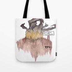 Beware of Graboids! Tote Bag