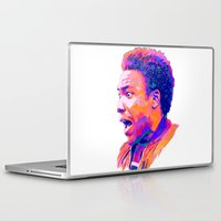 childish gambino Laptop & iPad Skins featuring CHILDISH GAMBINO // NEXTGEN RAPPERS by mergedvisible