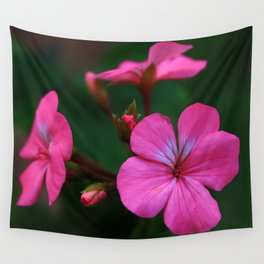 Lovely pink Wall Tapestry