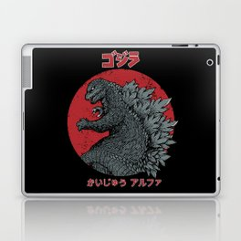 Gojira Kaiju Alpha Laptop & iPad Skin