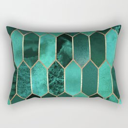 Stained Glass 2 Rectangular Pillow