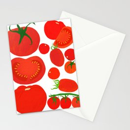 Tomato Harvest Stationery Cards