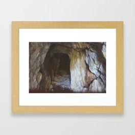 nugget gulch (2) Framed Art Print