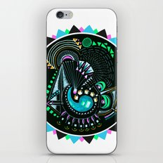Formed in Space  iPhone & iPod Skin