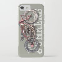 indian iPhone & iPod Cases featuring Indian by The Junkers