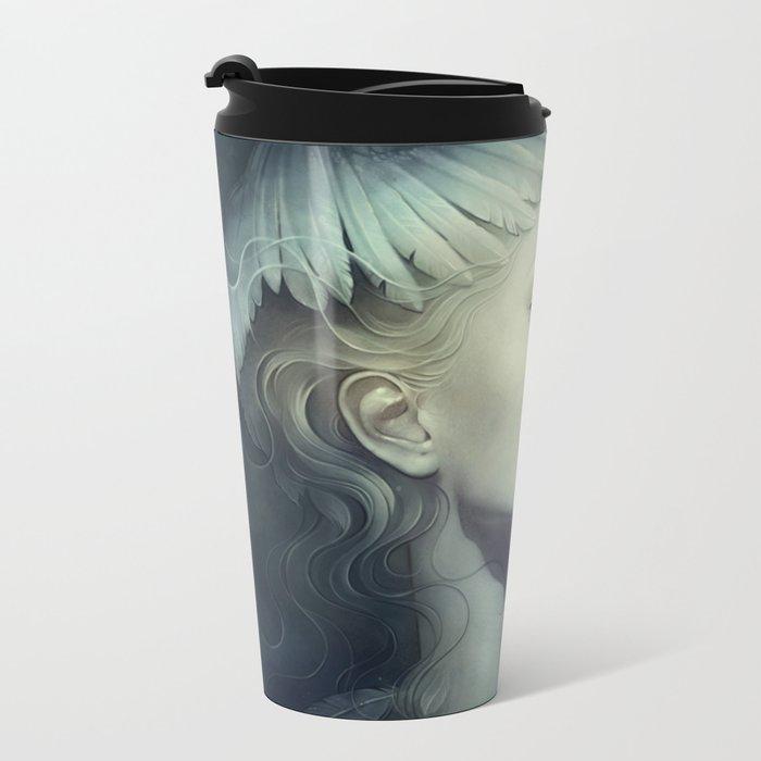 Fly Metal Travel Mug