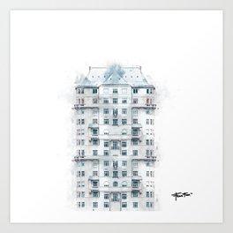 """""""Nowhere Home"""" Art Print"""