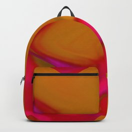 Day's heat ... Backpack