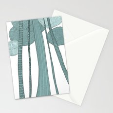 Trees 2 Stationery Cards
