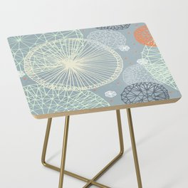 Geodesic by Friztin Side Table