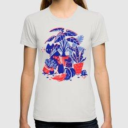 Horticulture Horror T-shirt