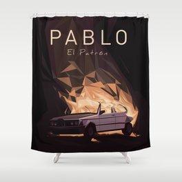 Pablo Shower Curtain