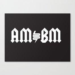 AMBM Canvas Print