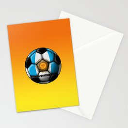Argentina Ball Stationery Cards