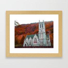 Blood of Christ Church Framed Art Print