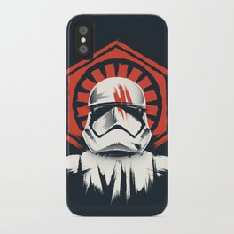 First Order iPhone Case