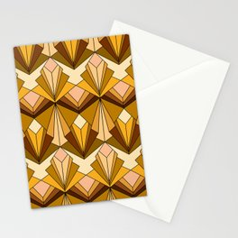 Art Deco meets the 70s Stationery Cards