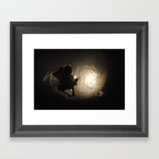 the great escape (2) Framed Art Print