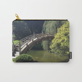 Bridge Over Non-Troubled Waters Carry-All Pouch