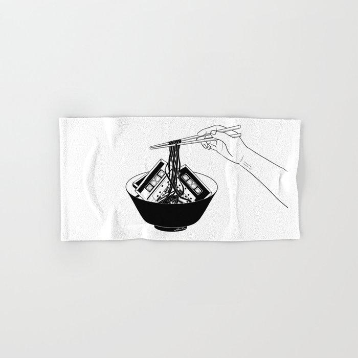 Enjoy Your Meal Hand & Bath Towel